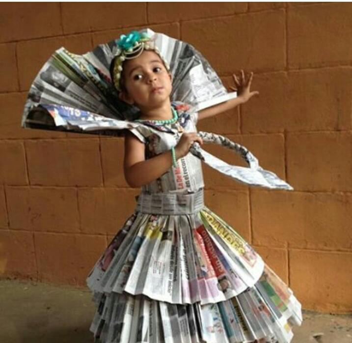 Ponte creativa grandes ideas para disfraces caseros en - Disfrazes para carnavales ...