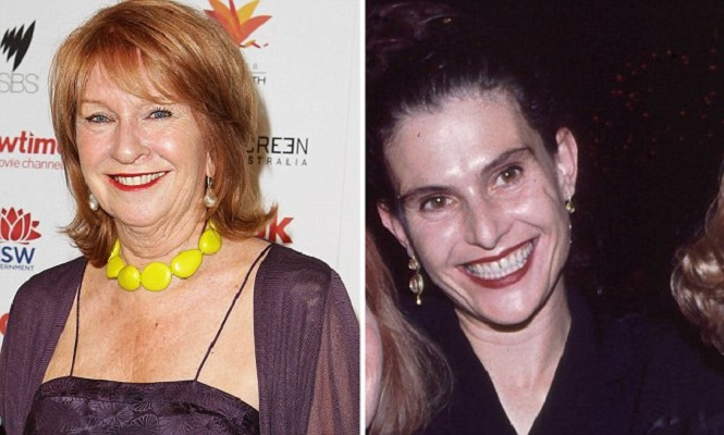Janet Patterson es la mujer a la derecha de la foto. / Photo by Brendon Thorne/Getty Images / Vía trends.zone