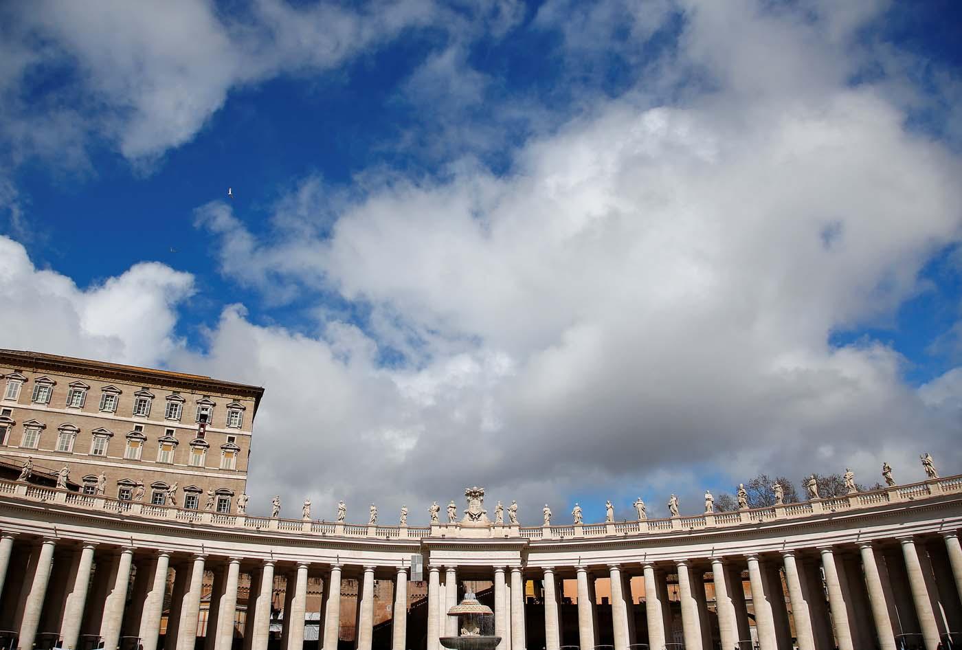 Sede del Vaticano en Roma. REUTERS/Tony Gentile