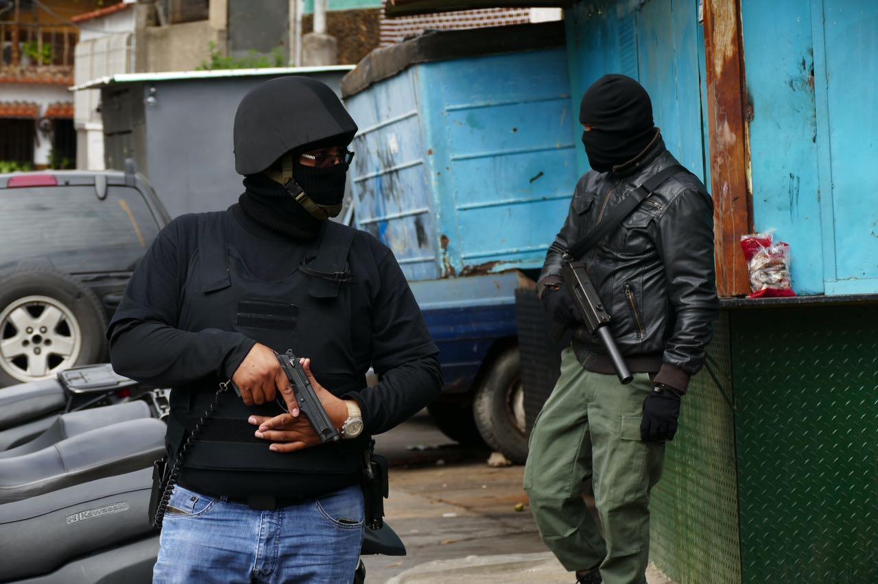 OLP deja siete delincuentes abatidos y 16 detenidos en El Valle