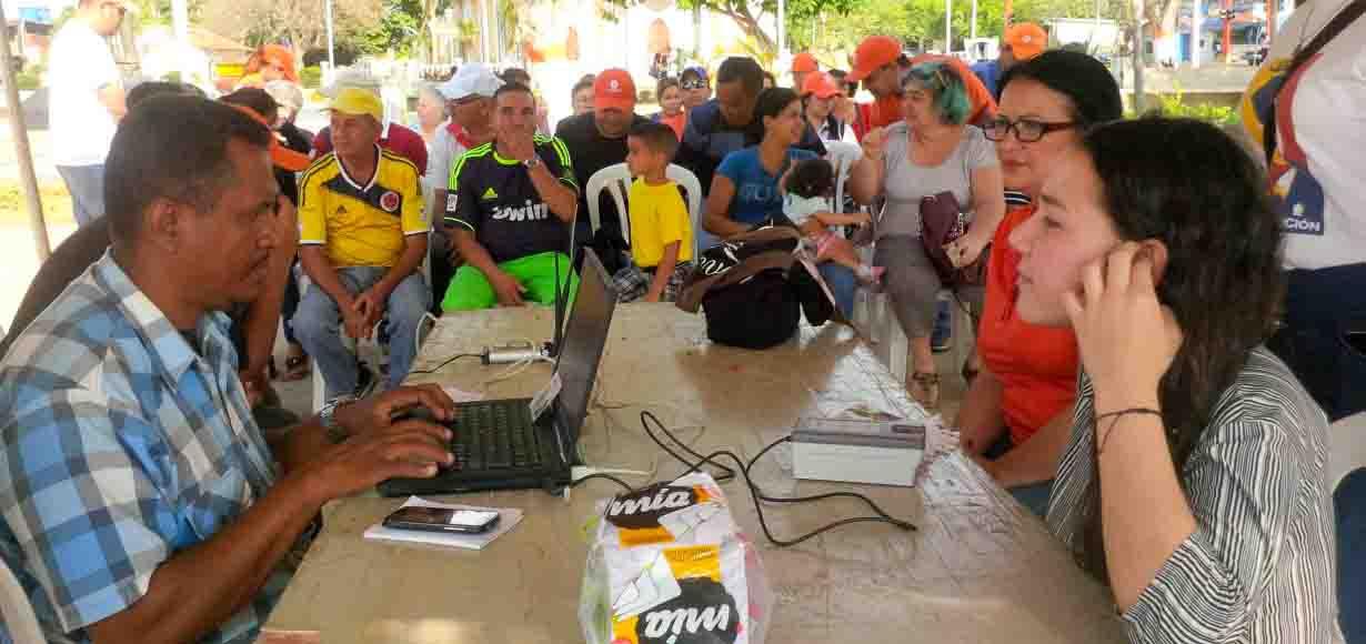 Foto: Comunicaciones VP Zulia