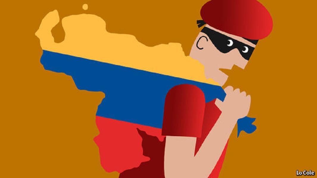 VenezuelaRobo