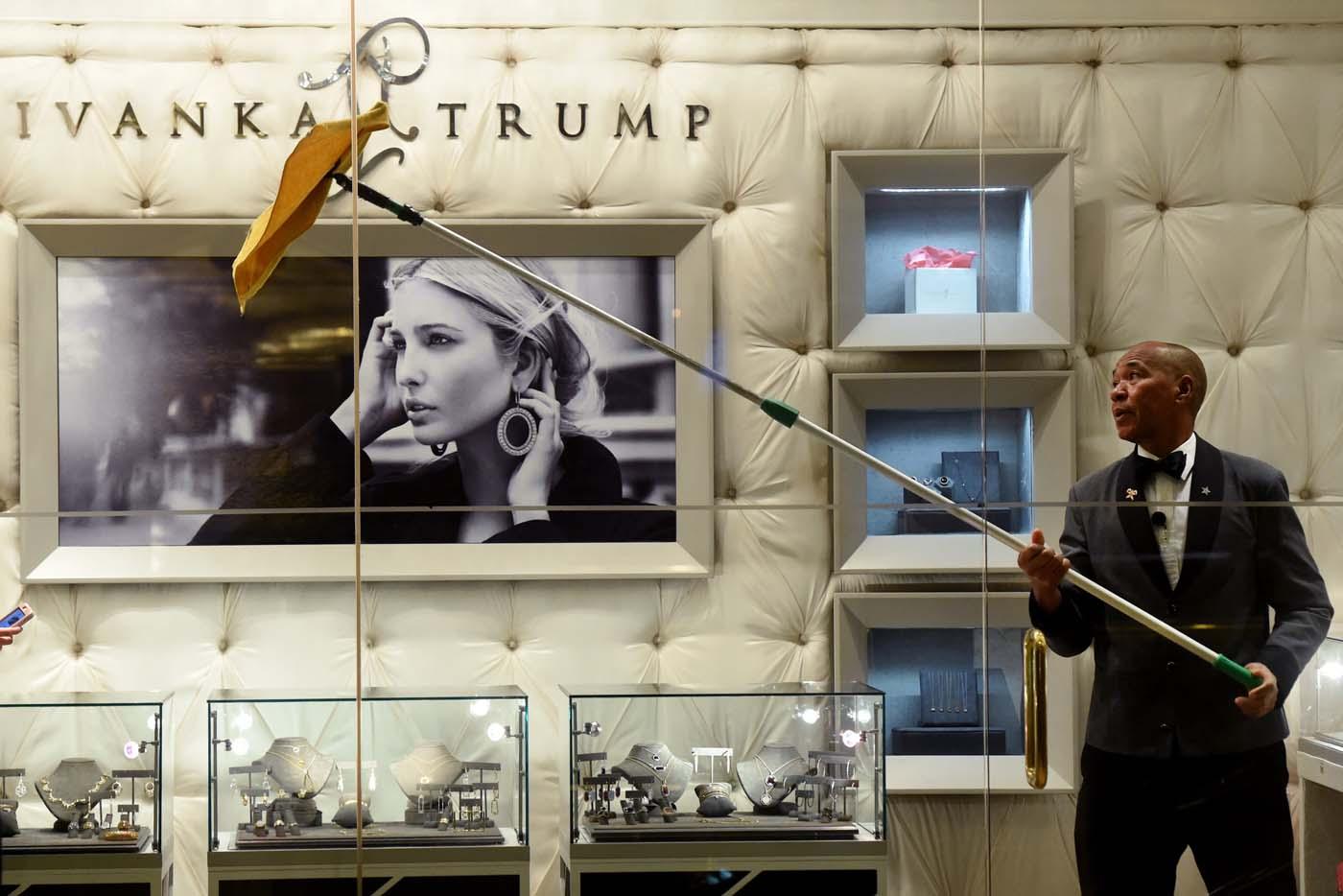 La línea de ropa de Ivanka Trump triplica sus ventas