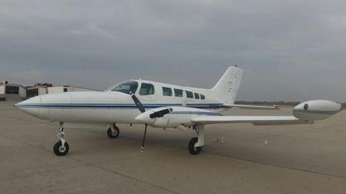 Aterrizó de emergencia presunta narcoavioneta en el aeropuerto