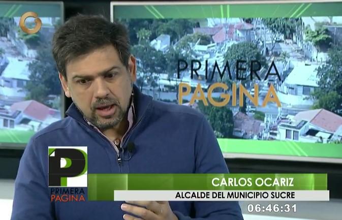 CNE debe garantizar realización de elecciones — Ocariz