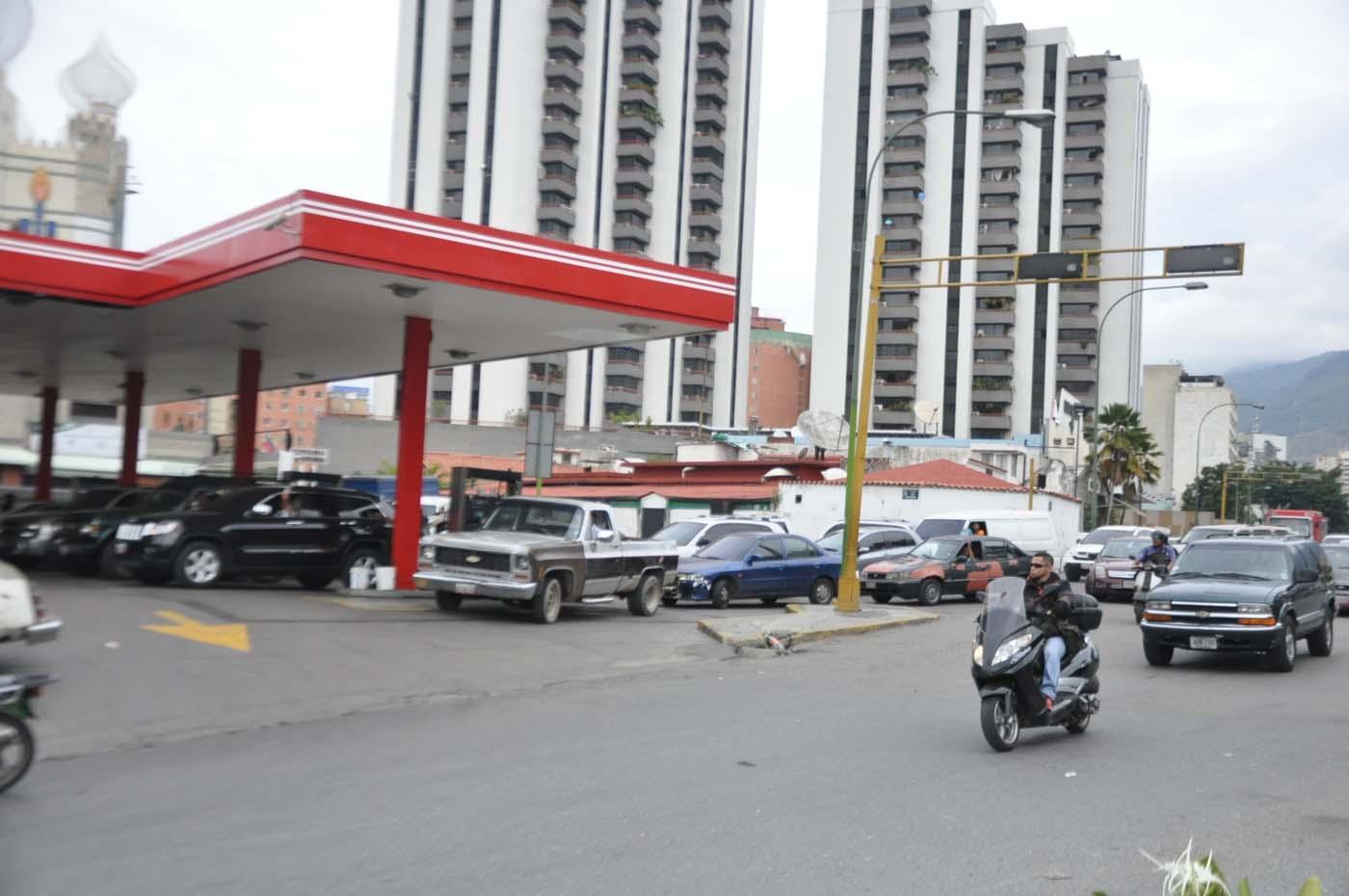 colas gasolina news report