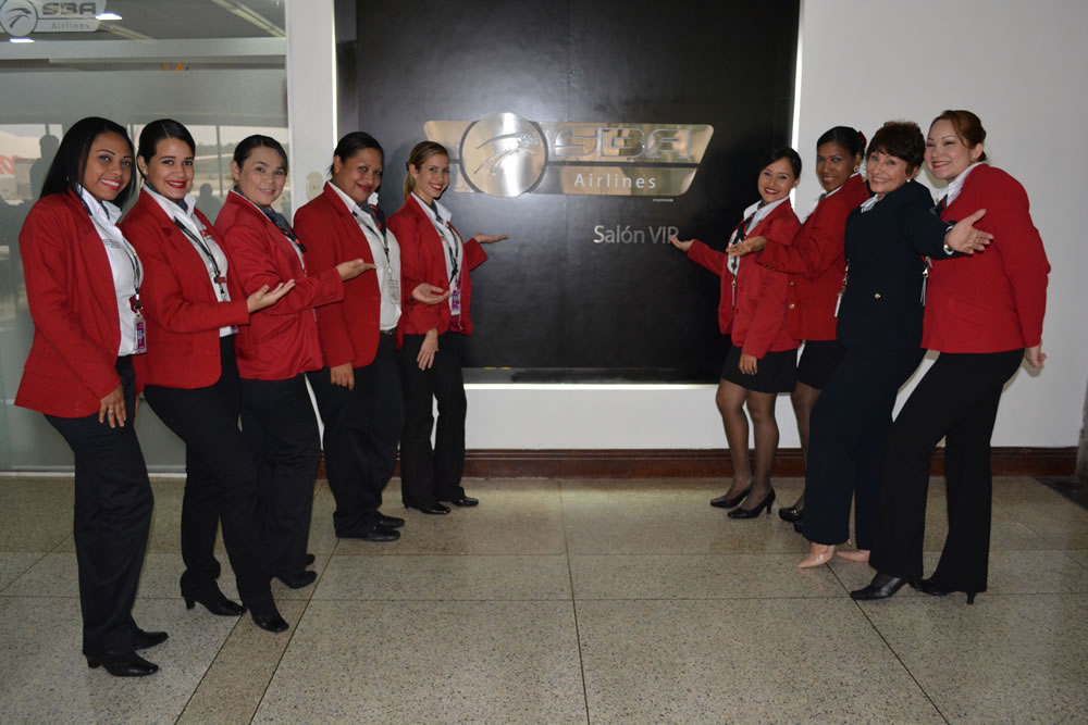 privilege Aserca Airlines y SBA Airlines