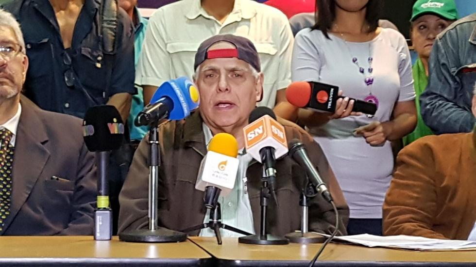Enrique Mendoza. Foto: Nota de prensa/Archivo