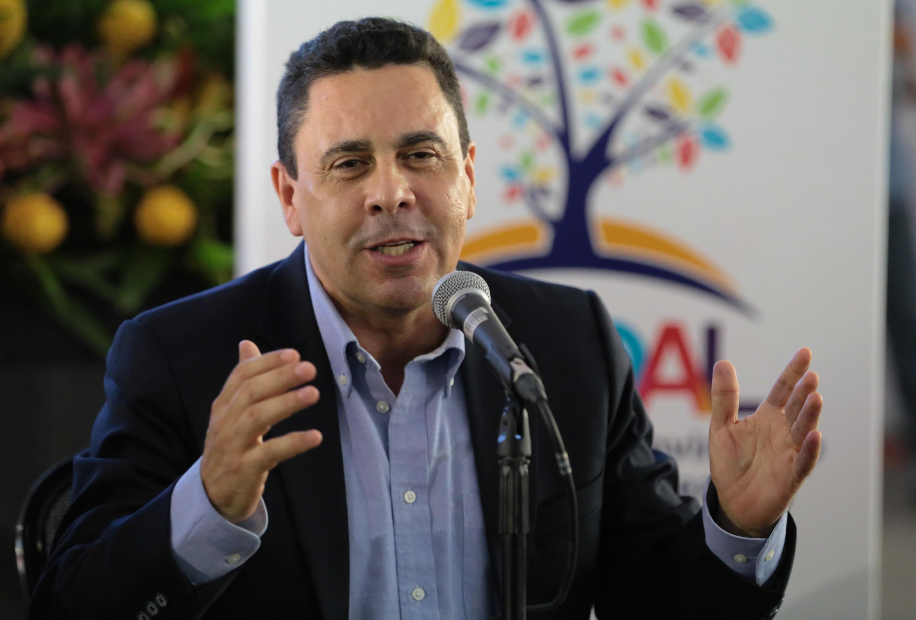 Vicecanciller para Europa, Samuel Moncada. Foto: AVN