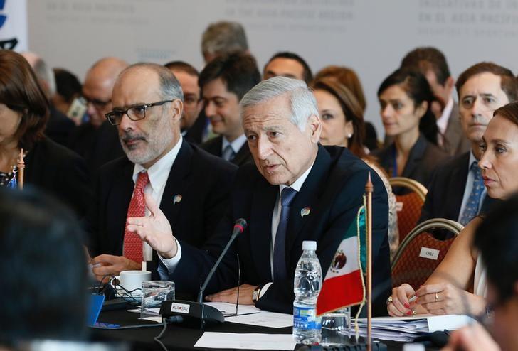 El ministro de Relaciones Exteriores de Chile, Heraldo Muñoz (Foto: Reuters)