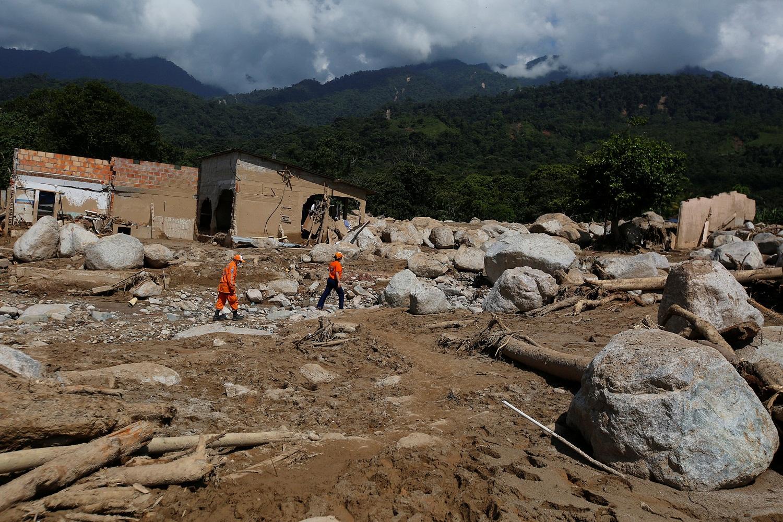 Ascienden a 323 los fallecidos por avalancha en Mocoa, Colombia