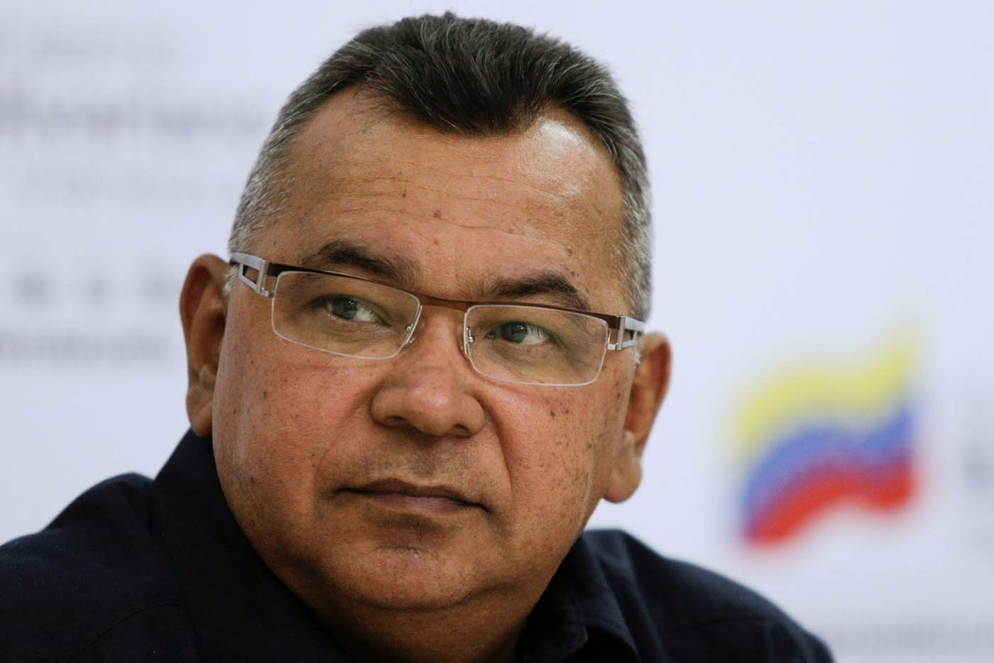 El ministro de Interior, Justicia y Paz, Néstor Reverol (Foto: Reuters)