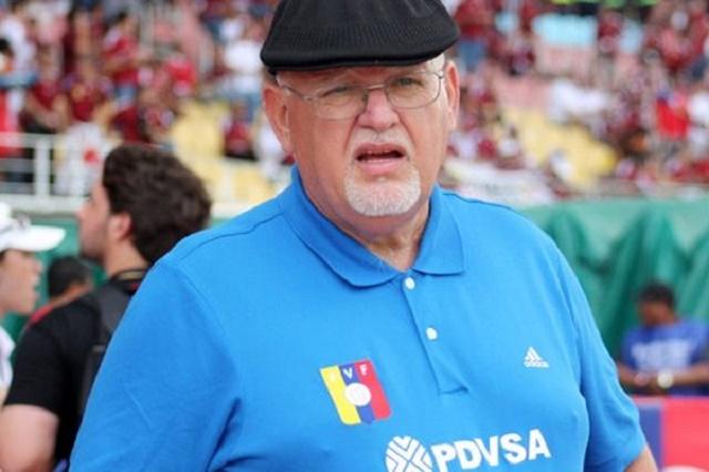 Falleció Lino Alonso, histórico entrenador del fútbol venezolano