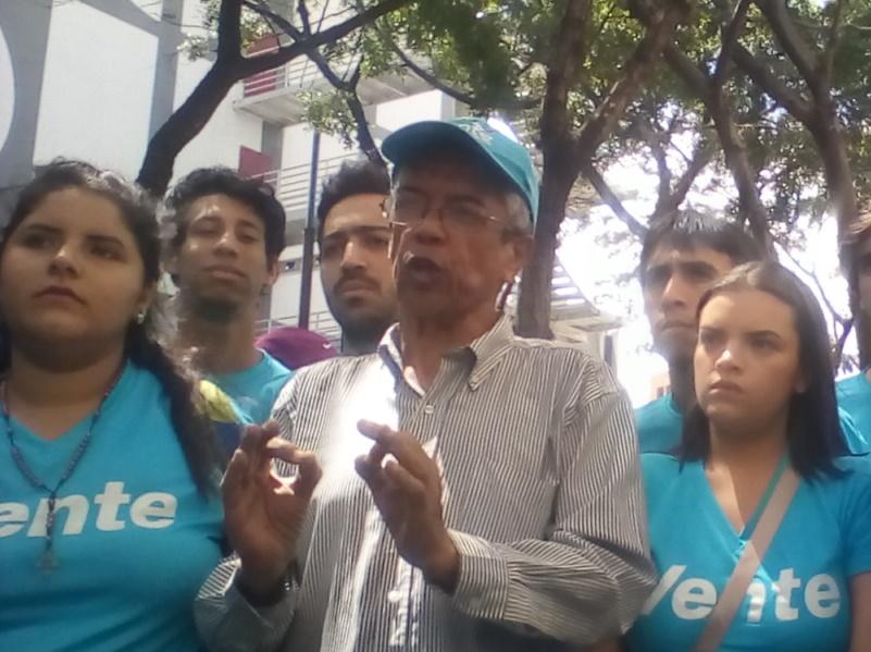 Luis Barragán, diputado por Vente Venezuela / Foto Prensa