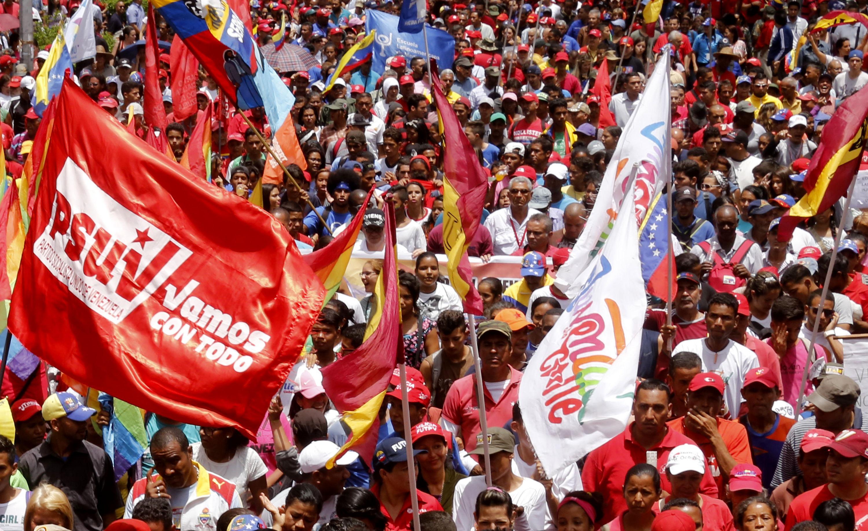 Instan a investigar vandalismo de la oposición — Venezuela