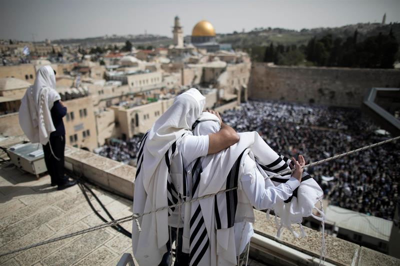 Muere la turista británica acuchillada en Jerusalén
