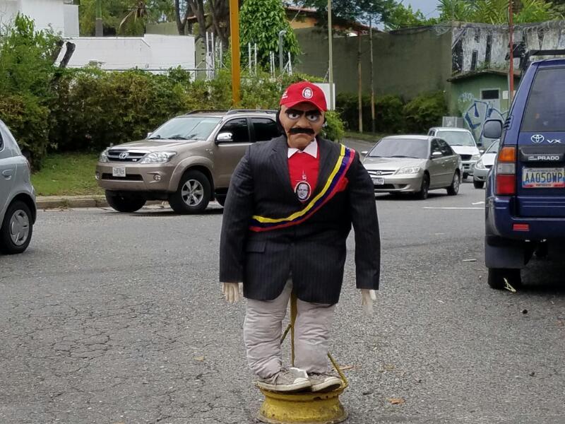 Sector Santa Fe de Caracas. Foto: Manuel Trujillo