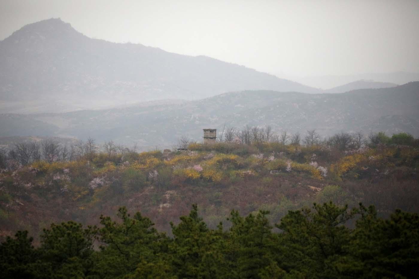 ¿Dónde está la línea roja de Trump en Corea del Norte?