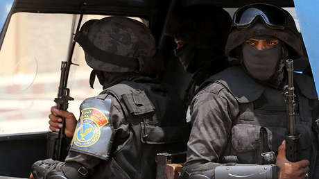 El EI reivindica el ataque cerca del monasterio egipcio de Santa Catalina