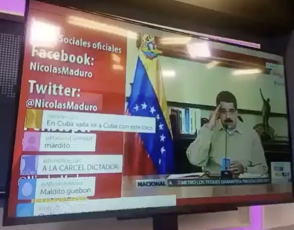 MaduroLive