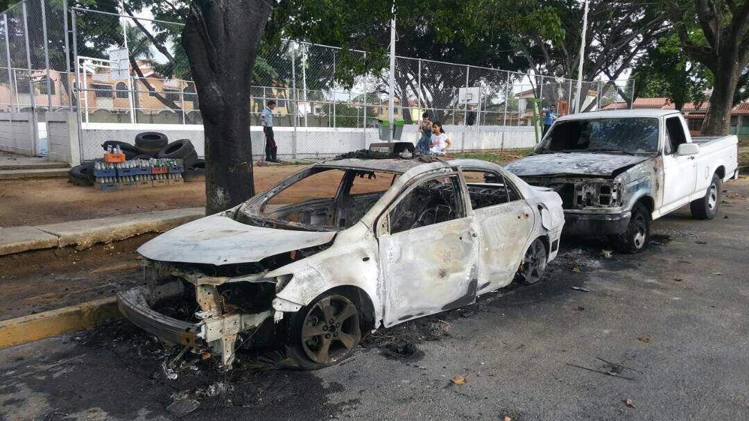 Ataque a sede policial en El Trigal, estado Carabobo