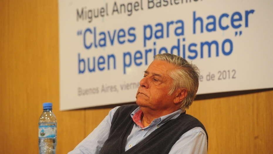 Mkguel Ángel Bastenier / archivo