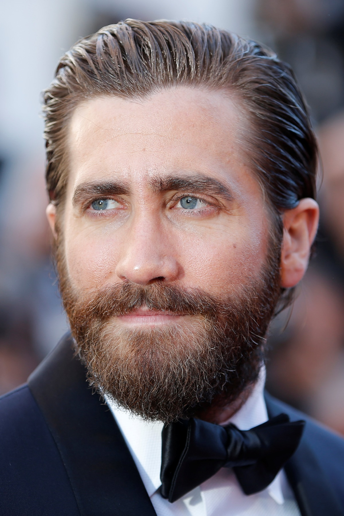 "70th Cannes Film Festival - Screening of the film ""Okja"" in competition - Red Carpet Arrivals - Cannes, France. 19/05/2017. Cast member Jake Gyllenhaal poses. REUTERS/Stephane Mahe"
