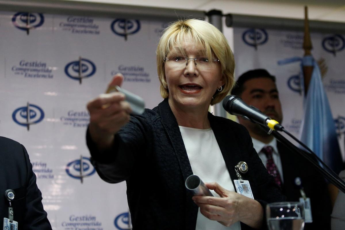 Fiscal General desmiente versiones del Gobierno   REUTERS/Marco Bello