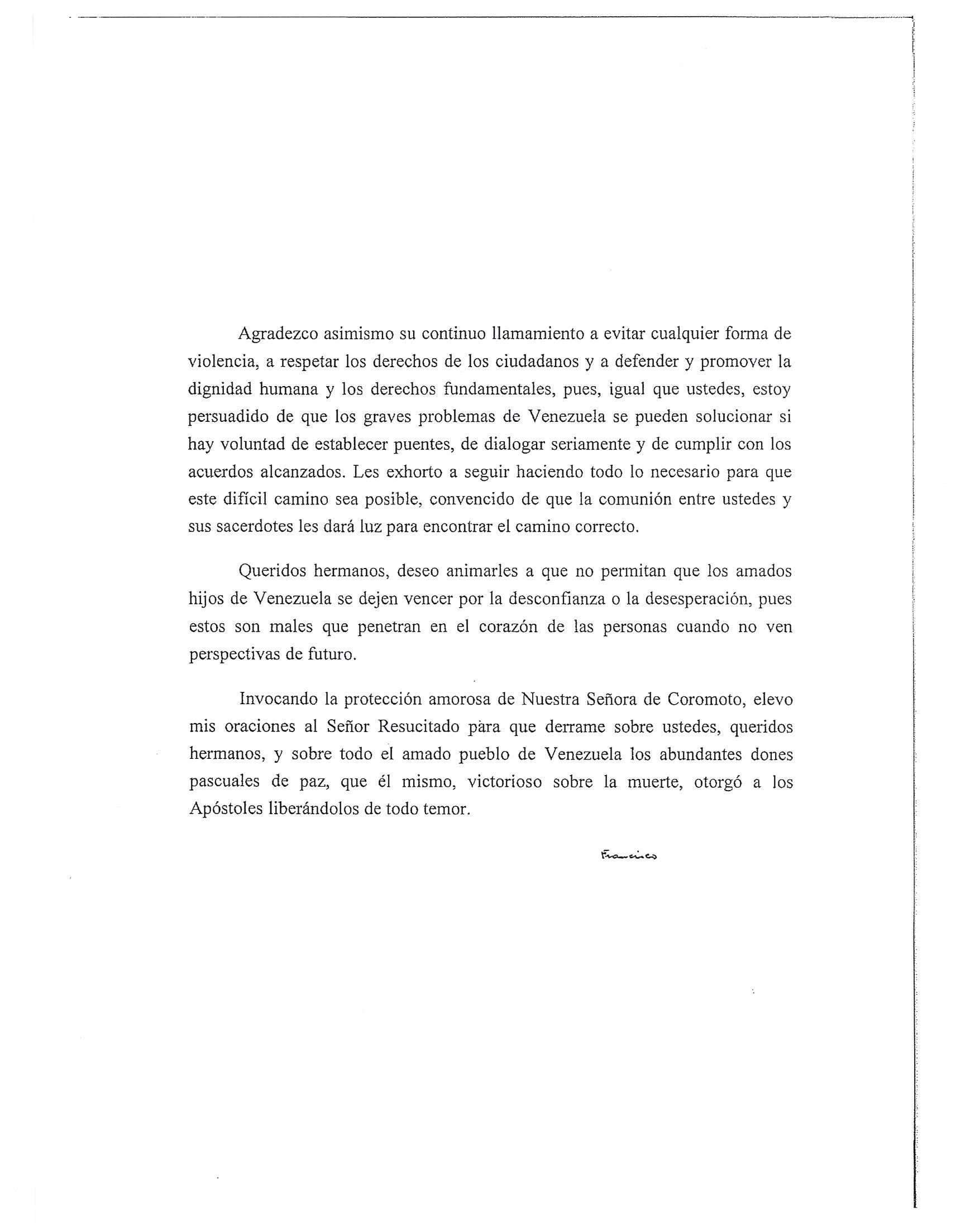 Carta_del_Papa_Francisco_a_los_obispo_de_Venezuela_1