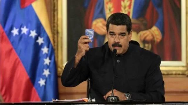 Nicolás Maduro convocó a una Asamblea Nacional Constituyente