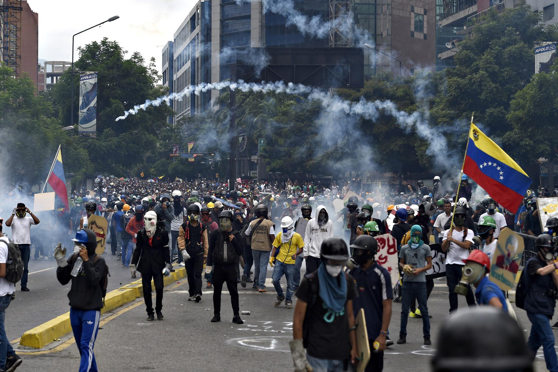 Foto: AFP / Juan Barreto