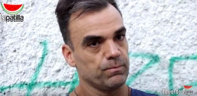 Azier Cazalis, vocalista de Caramelos de Cianuro