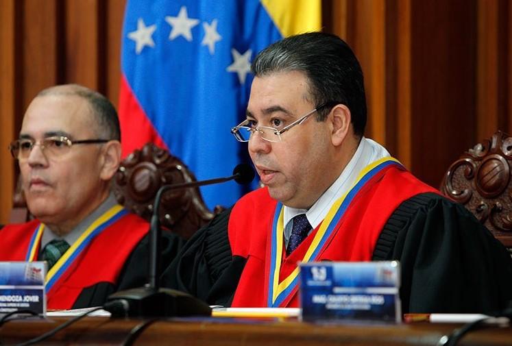 Magistrado Juan Jose Mendoza. Foto: Archivo