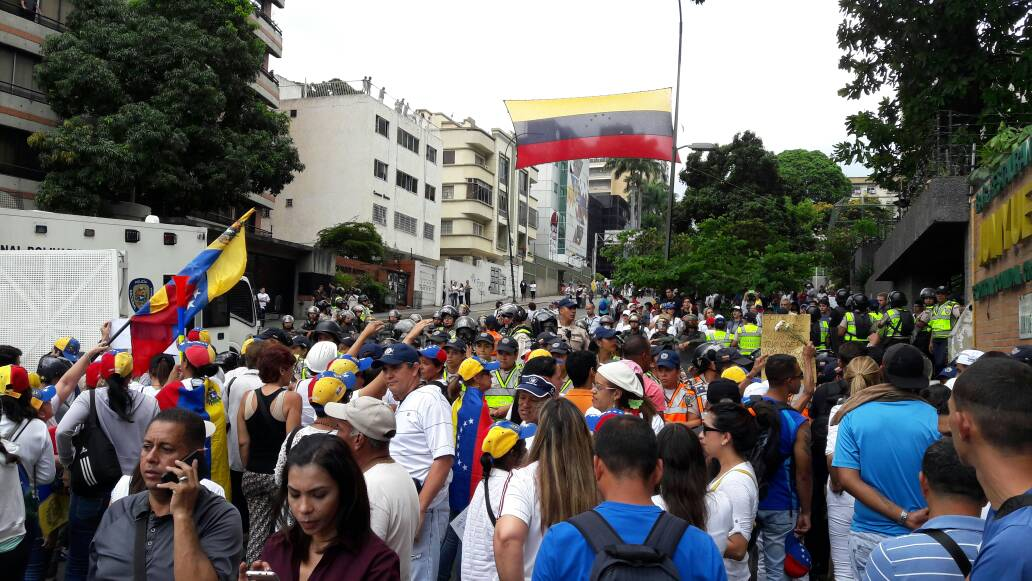 Marcha de Mujeres