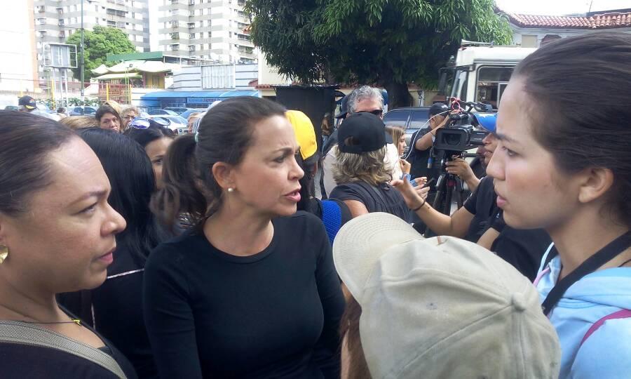 Madres venezolanas piden a las autoridades que #SueltenLasArmas Foto: Régulo Gómez / LaPatilla.com