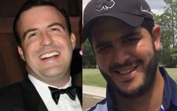 El empresario Reinaldo Herrera sobrino político de la diseñadora venezolana Carolina Herrera, fue asesinado ayer en horas de la noche junto a su socio Fabrizio Mendoza