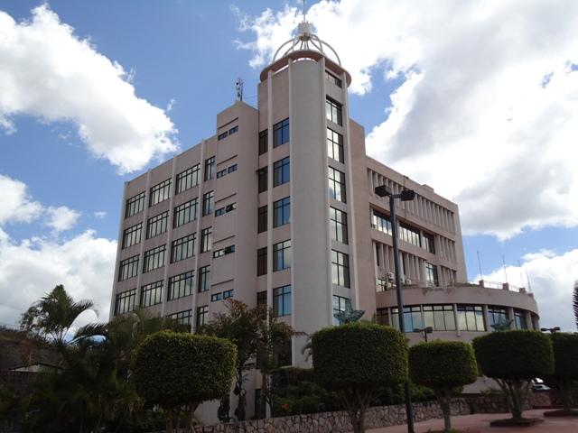 Fachada de la Cancillería hondureña (Foto: lanacion.hn)