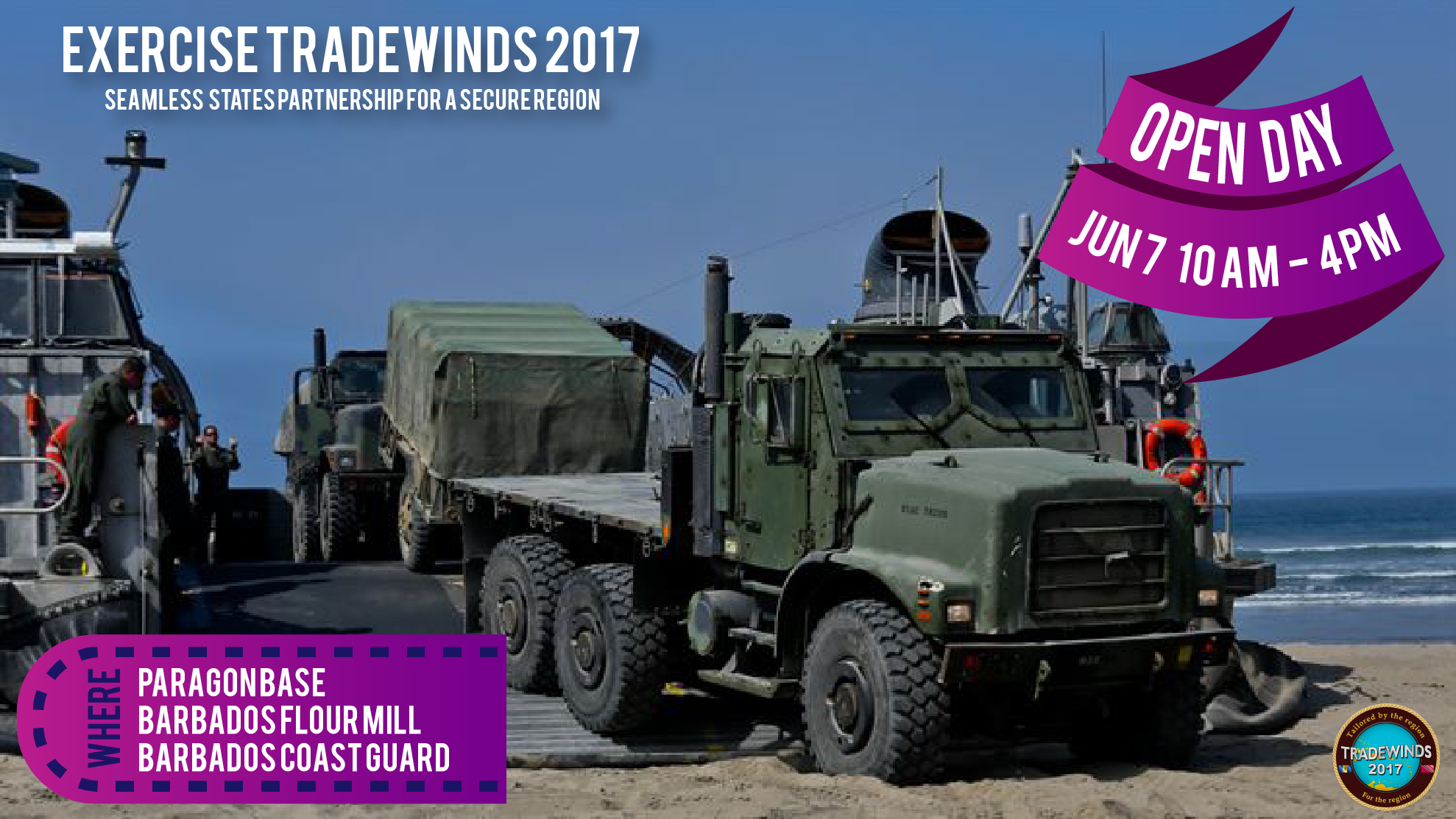 Foto: Facebook/ Exercise Tradewinds 2017
