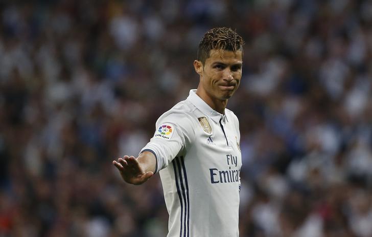 El jugador del Real Madrid Cristiano Ronaldo (Foto: Reuters)