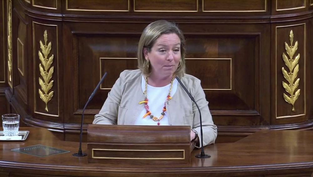 Foto: Diputada española Ana Oramas  / Diario16