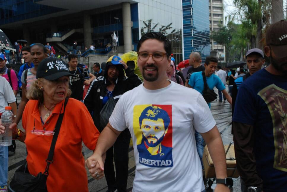 Diputado Guevara asegura que los venezolanos no obedecerán a la Asamblea Nacional