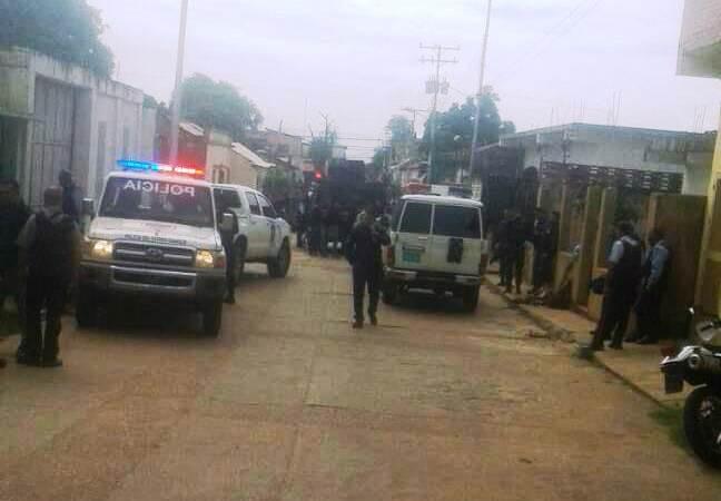 Cuatro secuestradores que se habían entregado fueron ejecutados por funcionarios policiales. Foto: Analítica