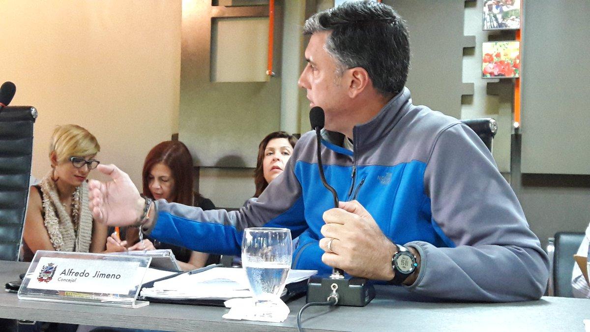 NDP 27.06.17 Alfredo Jimeno Solidarios con nuestros 14 PoliChacao secuestrados