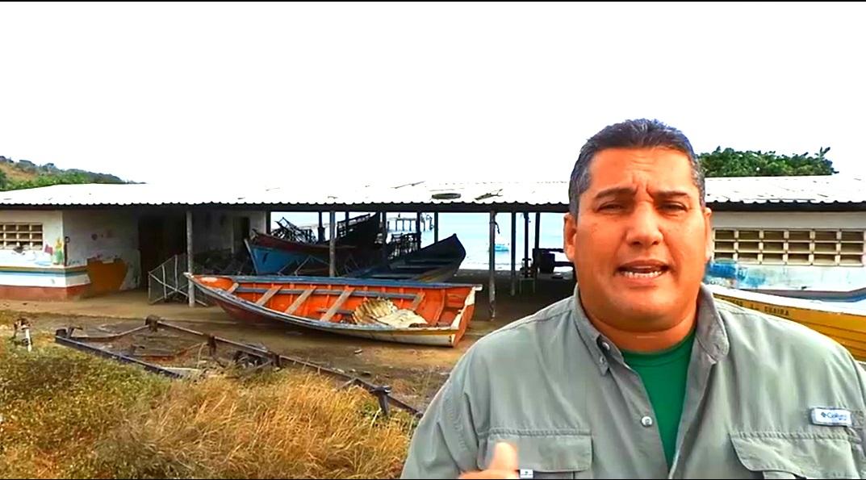 Pescadores en Pampatar luchan contra el derrame petrolero y la ... - La Patilla (Comunicado de prensa) (Registro)