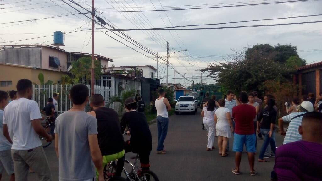 Foto: Sebin y GNB allana la casa de Ronald Rangel / Ana Karina Garcia?