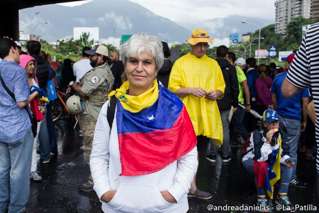 Trancazo en Caracas (20)