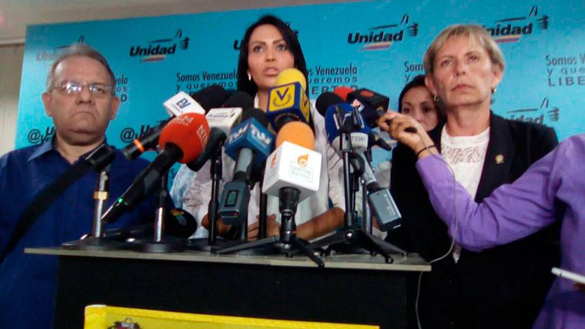 Delsa Solórzano declaró nula la sentencia emitida por el TSJ contra Gustavo Marcano, alcalde de Lechería. / Foto: Archivo