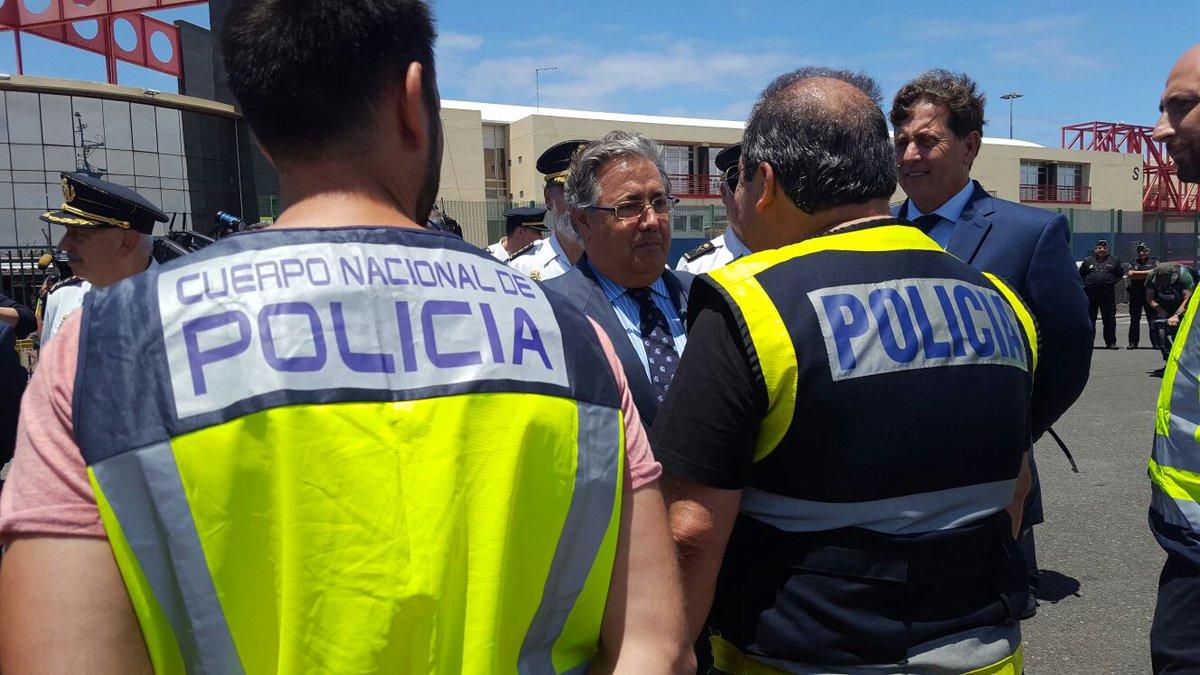 (Foto Policía de España)