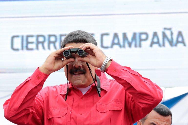 Maduro lleva al país hacia el aislamiento con su Constituyente