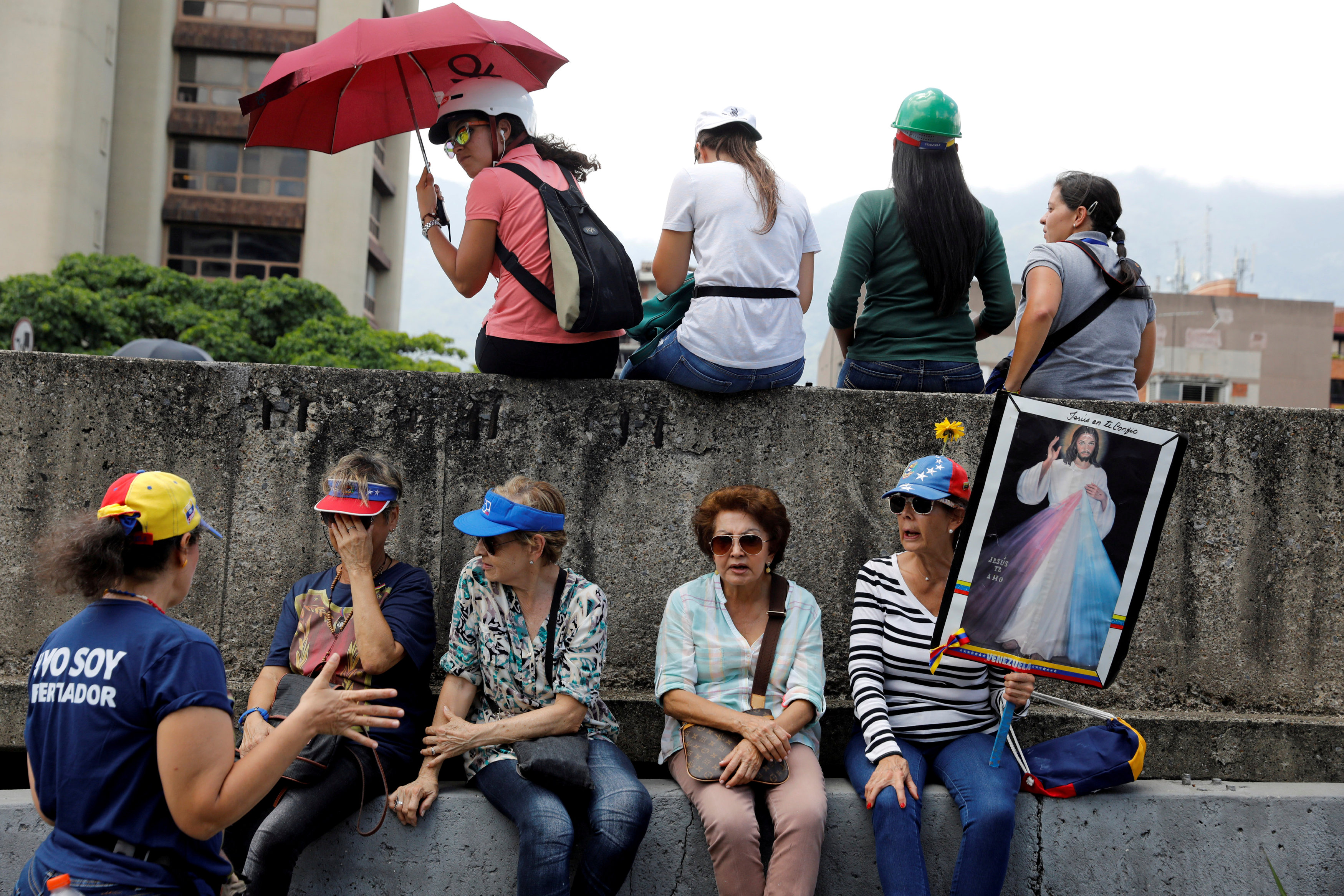 Caracas, Venezuela, July 6, 2017. REUTERS/Andres Martinez Casares